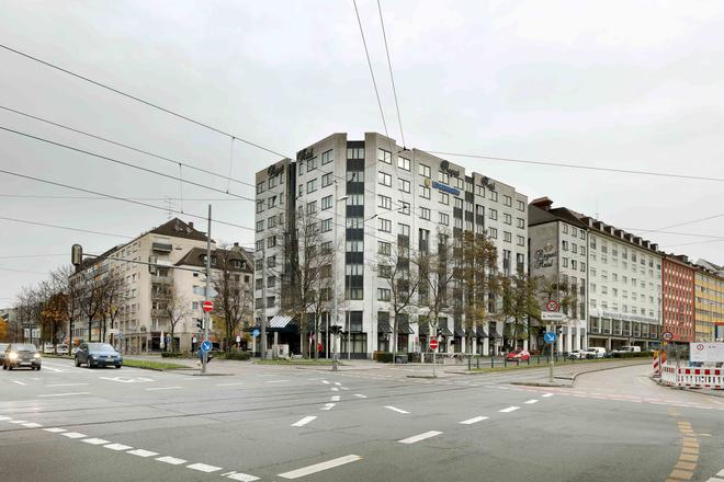 Hotel Regent Munich - Monaco di Baviera - Edificio