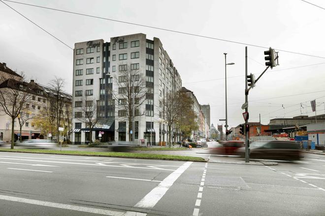 Hotel Regent Munich - Munich - Bâtiment
