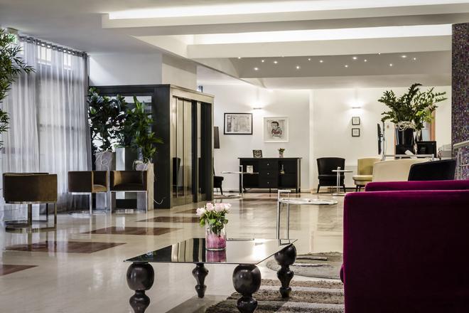Eurostars Roma Aeterna - Ρώμη - Σαλόνι ξενοδοχείου