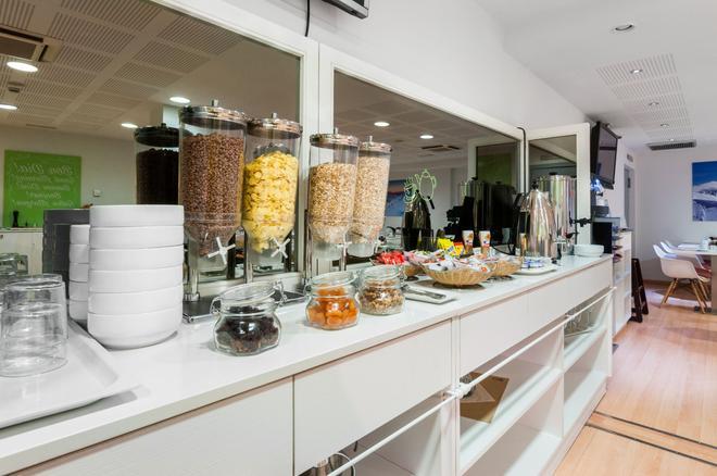 Hotel Exe Princep - Les Escaldes - Buffet