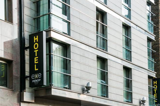 Hotel Exe Princep - Les Escaldes - Rakennus