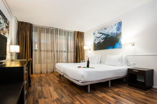Hotel Exe Prisma - Escaldes-Engordany - Phòng ngủ