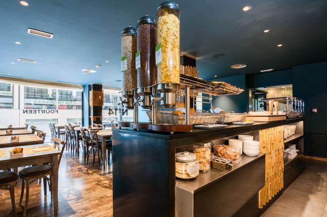 Exe Prisma - Les Escaldes - Dining room