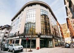 Exe Prisma - Les Escaldes - Building