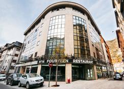 Exe Prisma Hotel - Les Escaldes - Building