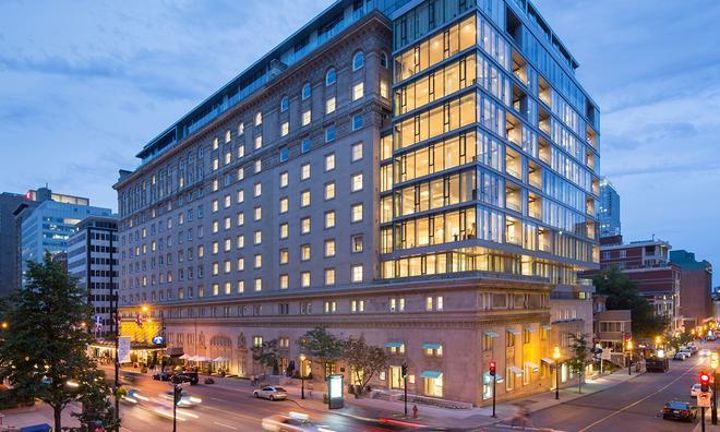The Ritz-Carlton Montreal - Montreal - Rakennus