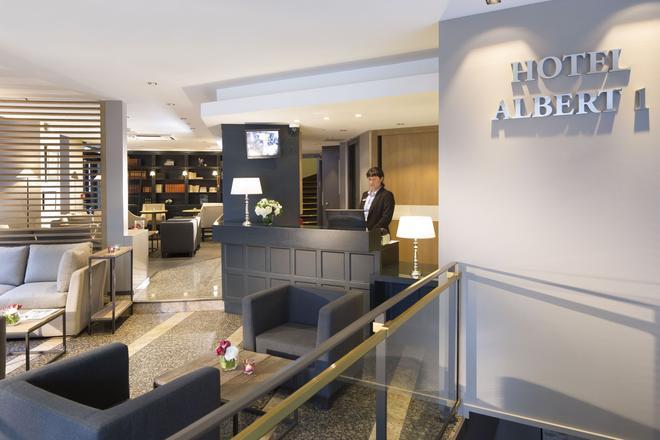 Hotel Albert Premier - Παρίσι - Σαλόνι ξενοδοχείου