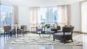 Stay Alfred Brickell - Miami - Sala de estar