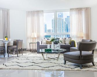 Stay Alfred Brickell - Miami - Living room
