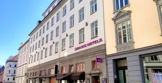 Basic Hotel Bergen - Bergen - Rakennus