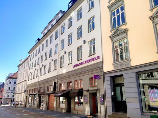 Basic Hotel Bergen - Bergen - Toà nhà