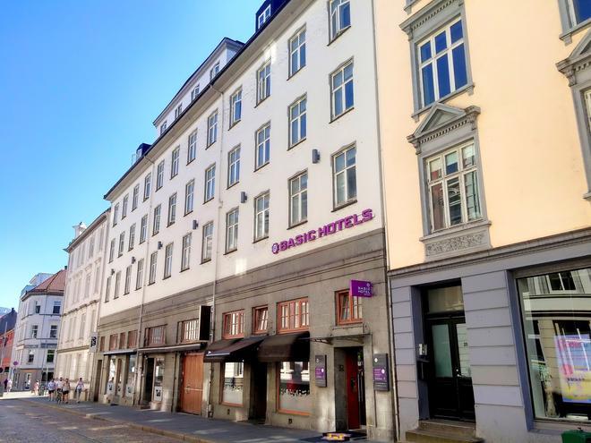 Basic Hotel Bergen - Bergen - Edifício