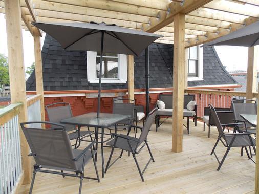 Suites of Euston - Charlottetown - Parveke