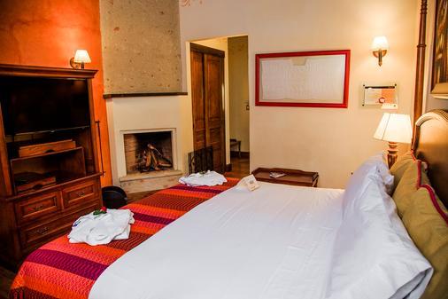 安地瓜城門酒店 - 安地瓜古城 - 危地馬拉安地瓜 - 臥室