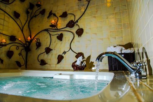 安地瓜城門酒店 - 安地瓜古城 - 危地馬拉安地瓜 - 浴室