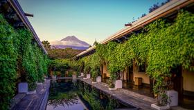 Porta Hotel Antigua - Antigua Guatemala - Außenansicht