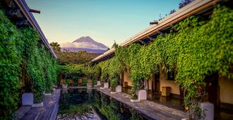 安地瓜城門酒店 - 安地瓜古城 - 危地馬拉安地瓜 - 室外景