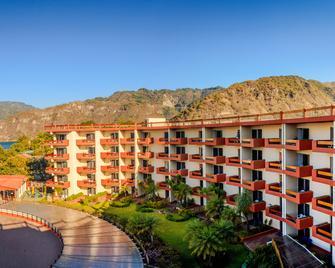 Porta Hotel del Lago - Panajachel - Gebäude