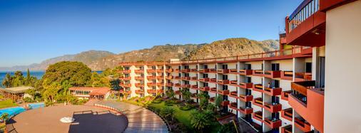 Porta Hotel del Lago - Panajachel - Rakennus