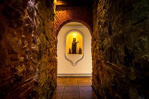 恩坎塔達之家 - 安地瓜古城 - 危地馬拉安地瓜 - 門廳