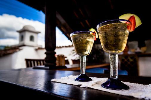 Casa Encantada - Antigua - Φαγητό