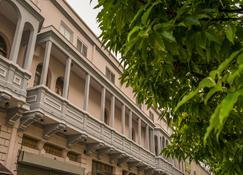 Hotel Pan American - Gwatemala - Budynek