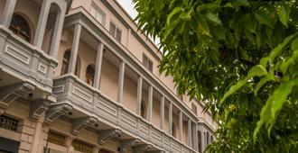 Hotel Pan American - Ciudad de Guatemala - Edificio