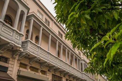 Hotel Pan American - Ciudad de Guatemala - Building