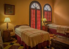 Hotel Pan American - Ciudad de Guatemala - Bedroom