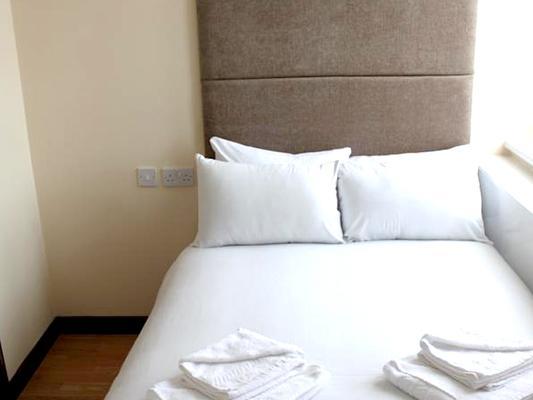 So Kings Cross - London - Bedroom