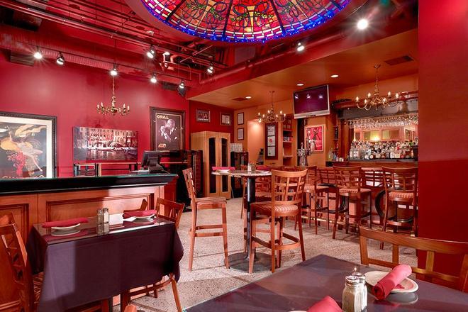 River Hotel - Chicago - Bar