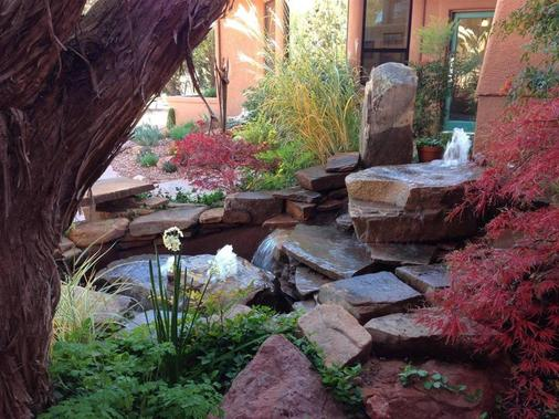 Casa Sedona Inn - Sedona - Outdoor view