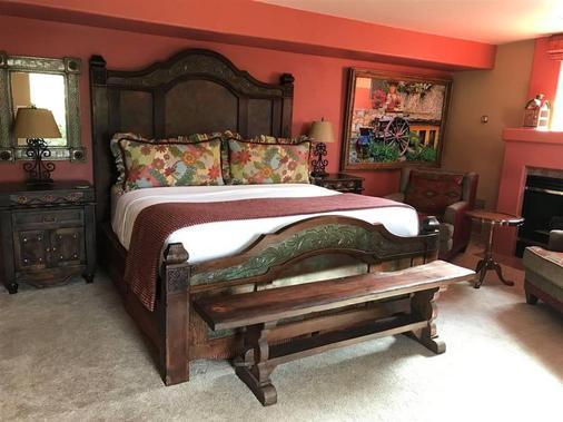 Casa Sedona Inn - Sedona - Bedroom