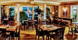 Chelsea Pub and Inn - אטלנטיק סיטי - חדר אוכל