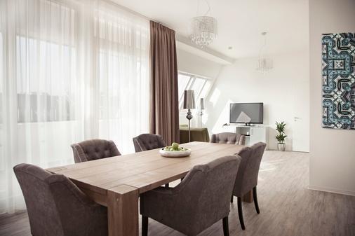 Apartments Rosenthal Residence - Berlin - Phòng ăn