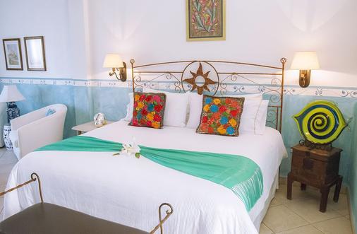 英坎多溫泉套房酒店 - 聖荷西卡波 - 卡波聖盧卡 - 臥室