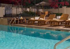 夏洛特南方公園萬豪酒店 - 夏洛特 - 夏洛特 - 游泳池