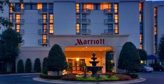 Charlotte Marriott Southpark - Σάρλοτ - Κτίριο