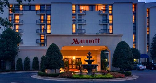 Charlotte Marriott Southpark - Charlotte - Toà nhà