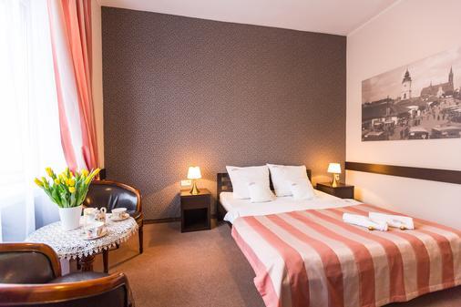 Goscinna Kamienica - Białystok - Bedroom