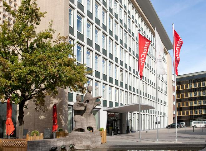 Intercityhotel Hannover - Αννόβερο - Κτίριο