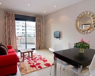 Boulevard Apartamentos By Mimar - L'Alfàs del Pi - Living room