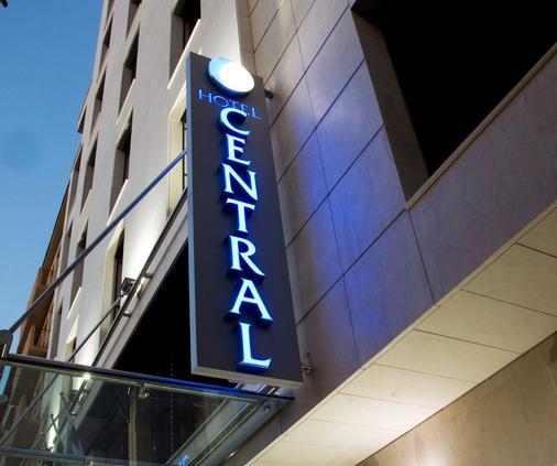 Central Hotel Sofia - Sofia - Toà nhà
