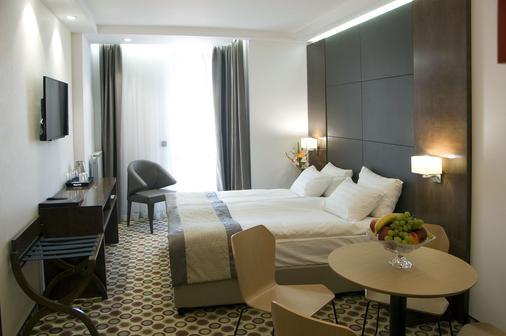 索菲亞中央酒店 - 索菲亞 - 索非亞 - 臥室