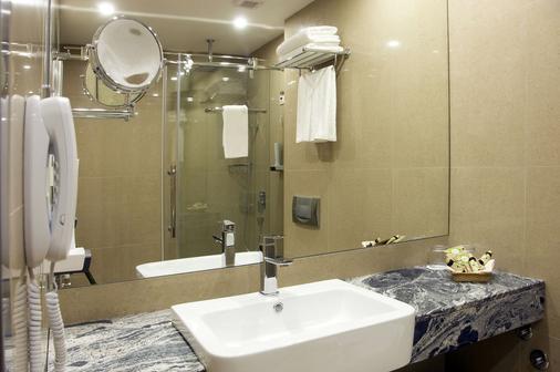 索菲亞中央酒店 - 索菲亞 - 索非亞 - 浴室