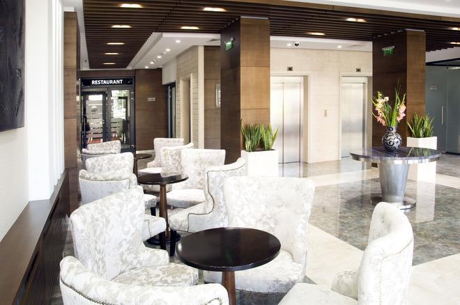 Central Hotel Sofia - Sofia - Hành lang