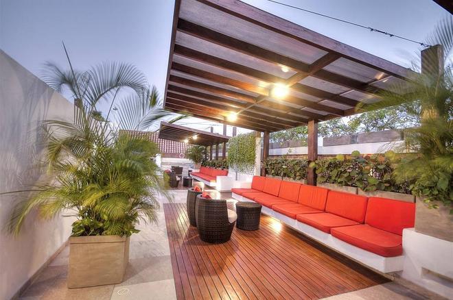 Casa Canabal Hotel Boutique - Cartagena - Patio