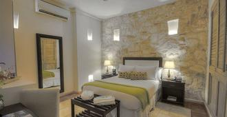 Casa Canabal Hotel Boutique - קרטחנה דה אינדיאס - חדר שינה