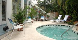Heron House Court - Adult Only - Cayo Hueso - Piscina