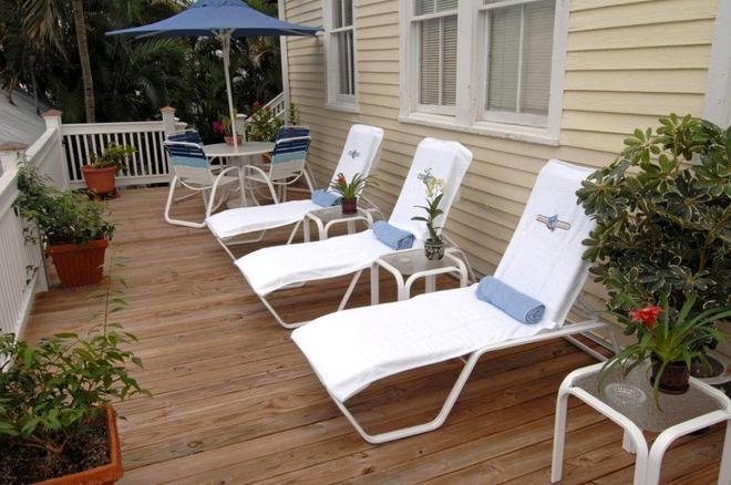 Heron House Court - Adult Only - Key West - Patio